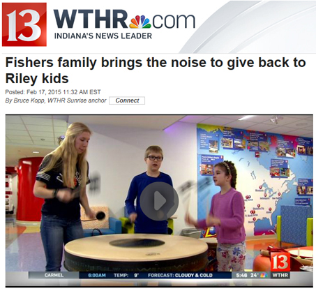 WTHR Channel 13 News